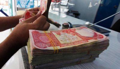 تحویل ارز در شهرهای نجف و کاظمین سریع است