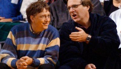موسس مایکروسافت درگذشت