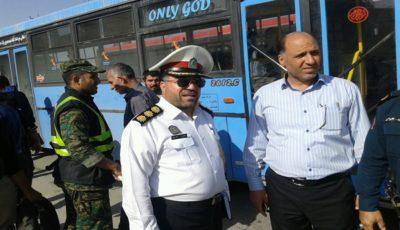 آمادهباش پلیس برای موج بازگشت زائران اربعین