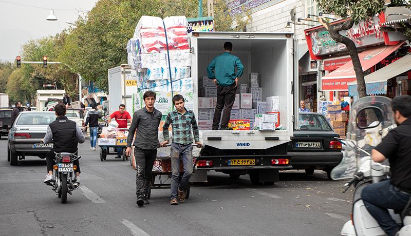 خوراکیهایی که به صورت عمده فروش میروند(یک گزارش تصویری)