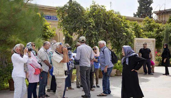 پیشبینی افزایش تعداد گردشگران ورودی به ایران در سال ۲۰۱۸