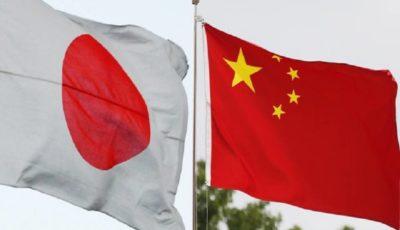 چین و ژاپن ۲۴ پروژه همکاری امضا کردند