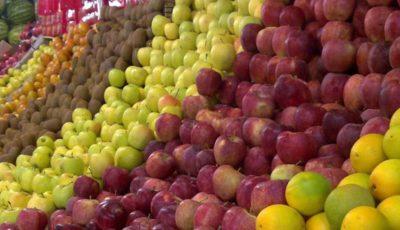 ثبات قیمت میوههای پاییزی