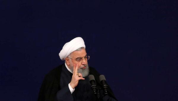 سخنان اقتصادی روحانی در دانشگاه تهران / مردم به امید نیاز دارند / کولهبری معکوس شروع شده است