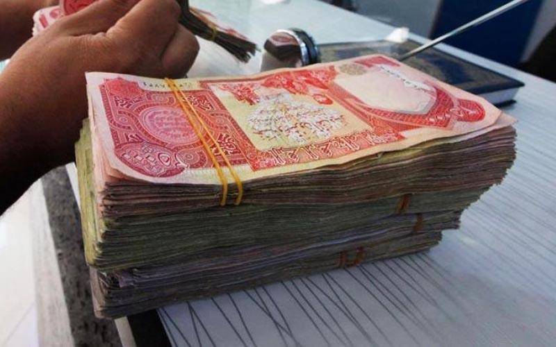 قیمت دینار عراق در یک ماه اخیر چه روندی داشته است؟