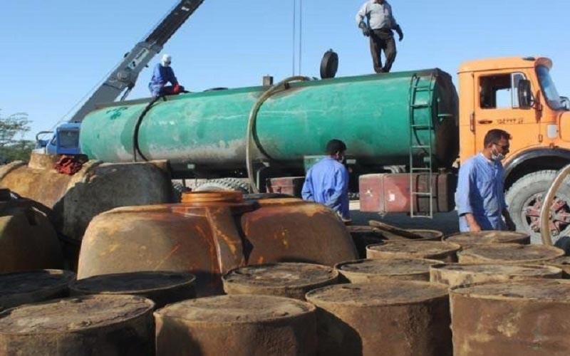 قاچاق روزی ۱۰ میلیون لیتر بنزین به افغانستان