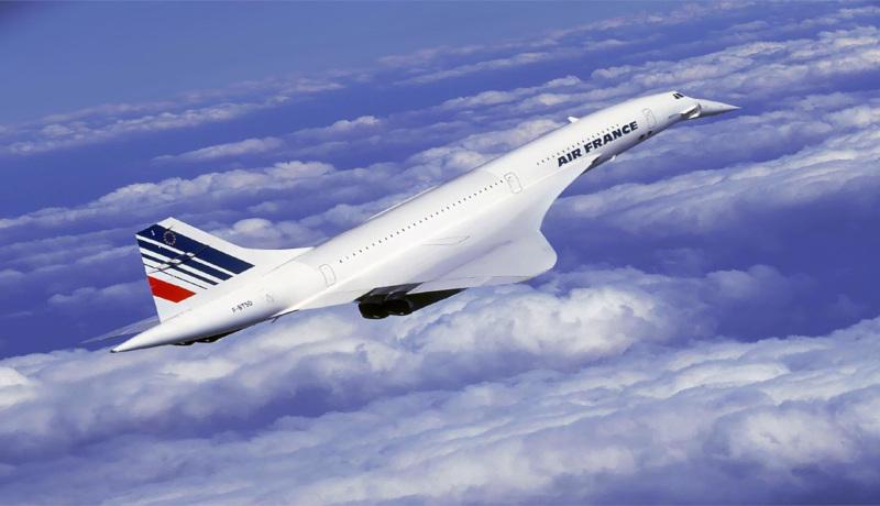 خطا هزینه غرق شدن خطای تشدید تعهد هواپیمای کنکورد