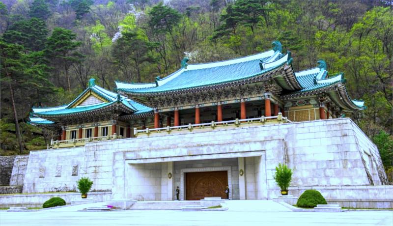 نمایشگاه بینالمللی دوستی کره شمالی اقتصاد کره شمالی