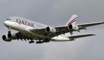 هواپیمایی قطر در ایران میماند