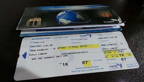بلیت پروازها بر اساس ارز سامانه نیما قیمتگذاری میشود