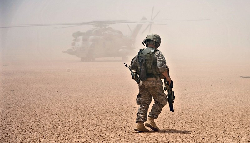 بودجه نظامی آمریکا صرف چه اموری میشود؟