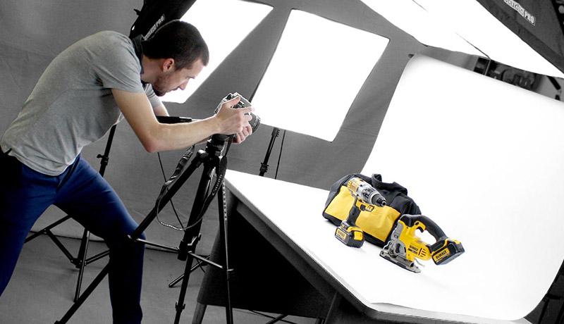 عکاسی محصول صنعتی