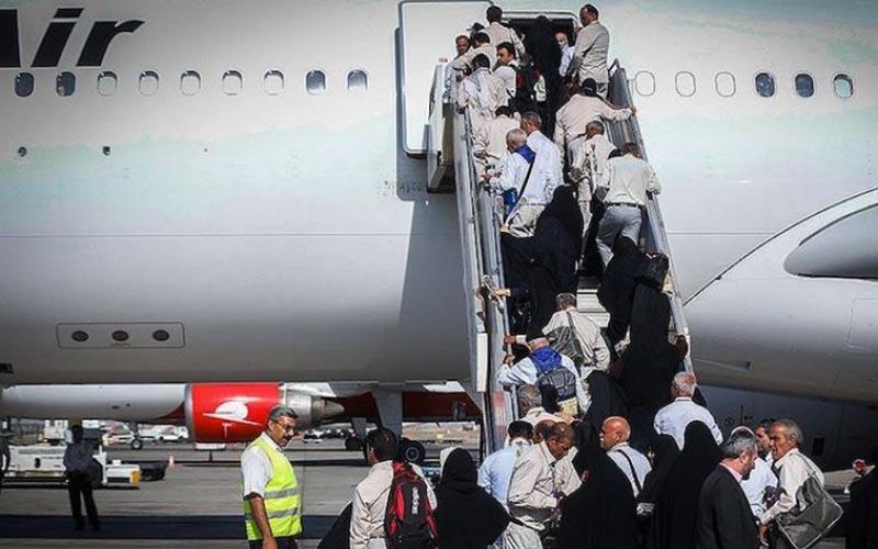 منع فروش اینترنتی پروازهای اربعین لغو شد