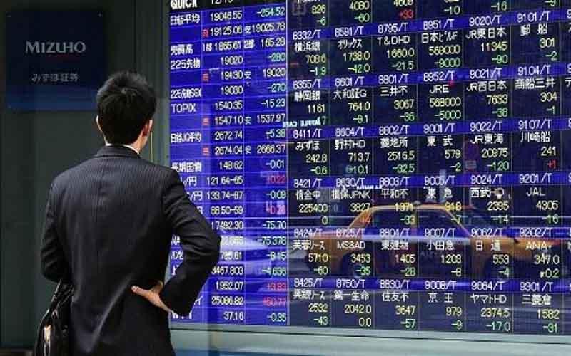 روند نزولی بورس چین با تداوم جنگ تجاری