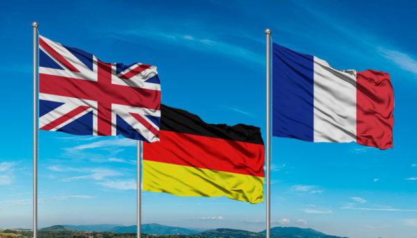 کدام شرکتهای فرانسوی، آلمانی و انگلیسی ایران را ترک کردند؟