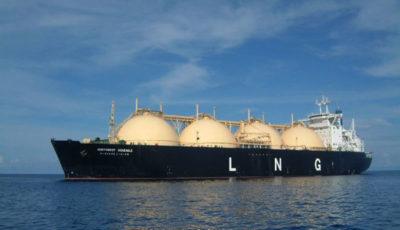 نیمی از افزایش مصرف LNG جهان توسط چین انجام میشود