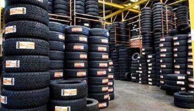 ۶۰۰ هزار حلقه لاستیک بین رانندگان کامیونها توزیع شد