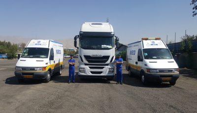 بهرهبرداری از مجهزترین ون امداد خودرویی کشور توسط شرکت زامیاد