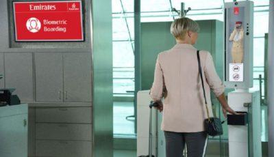 احراز هویت هوشمند در فرودگاه بینالمللی دوبی