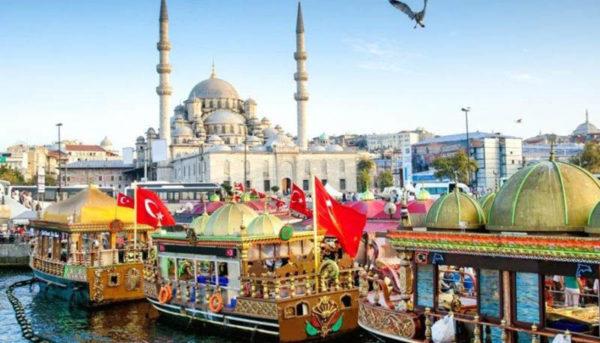 بهترین سفر با تور استانبول