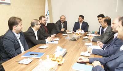 محمدرضا کشاورز مدیرعامل بیمه دی شد