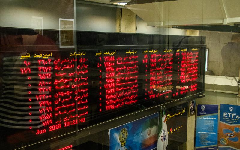 ارزش معاملات بورس تهران از 1442 میلیارد تومان فراتر رفت
