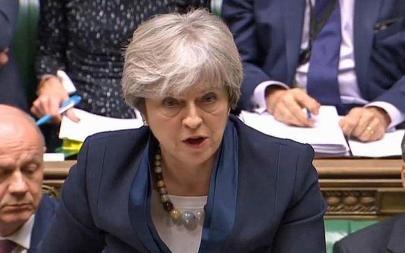 ترزا می از مجلس انگلیس رأی اعتماد گرفت