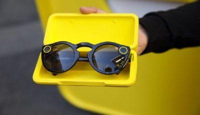 عرضه عینک واقعیت افزوده توسط یک شبکه اجتماعی