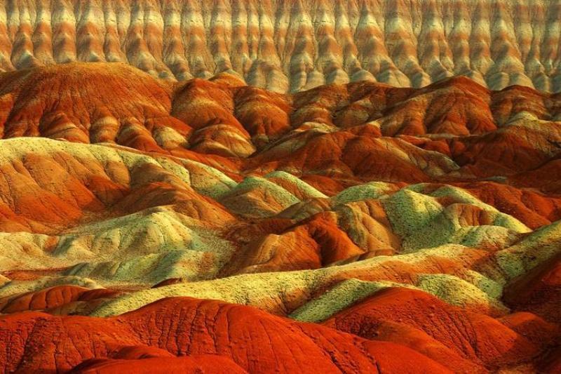 ثبت تپههای مریخی دامغان در ناسا ظرفیت ملی برای گردشگری علمی