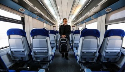 جابهجایی ۶.۹ میلیون مسافر در راهآهن تهران