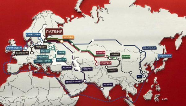 مسکو به دنبال رشد ۳۰ درصدی مبادلات تجاری با ایران است