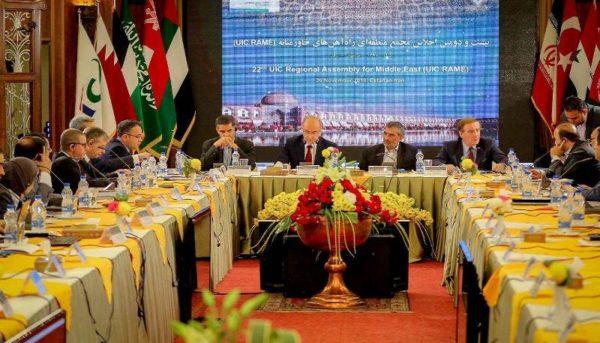 توسعه حملونقل ریلی در خاورمیانه نیازمند تبادل اطلاعات است