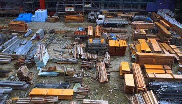 قیمت مصالح ساختمانی در نیمه اول امسال