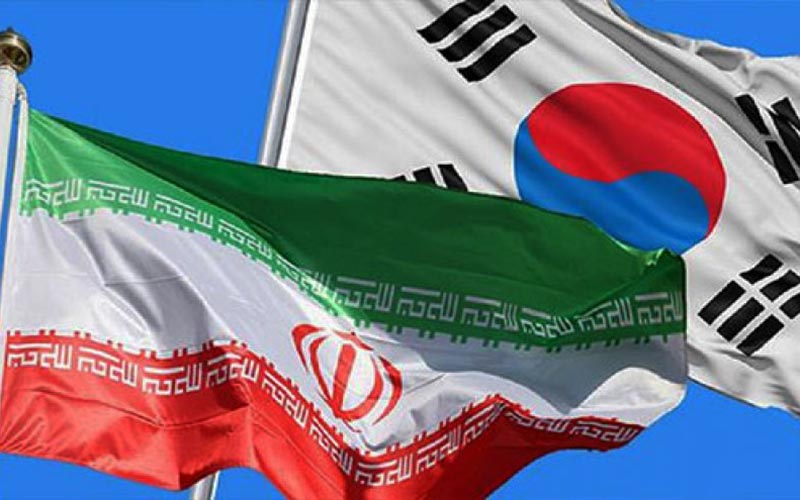 حجم تجارت ایران و کره جنوبی در ۱۱ ماهه سال گذشته