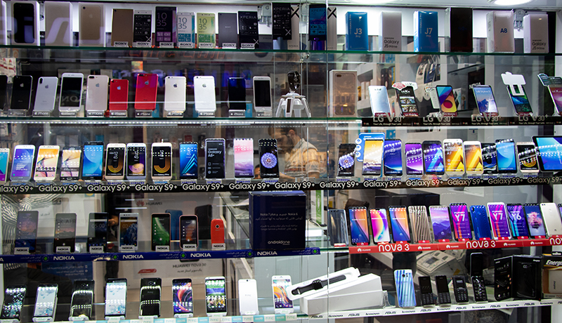 موج کاهش قیمتها به بازار موبایل رسید/ارزانی ۵ میلیون تومانی گرانترین گوشی اپل