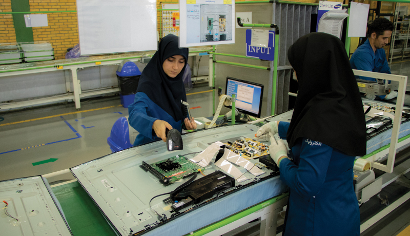 سهم زنان از بازار کار ایران چقدر است؟