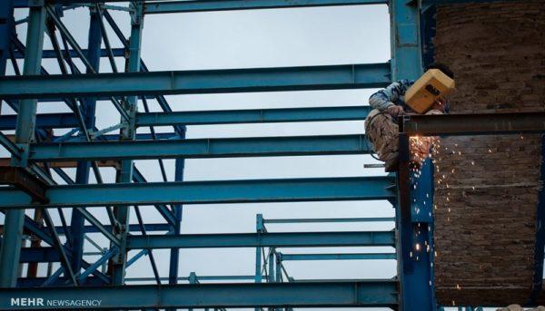 گرانی مصالح ساختمانی در تابستان/چوب و ایزوگام در صدر گرانی(اینفوگرافیک)