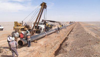 گازرسانی ۱۳۰ میلیارد مترمکعبی تا پایان آبانماه