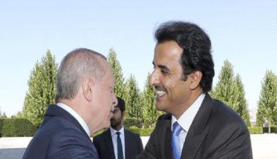 امیر قطر فردا به ترکیه میرود