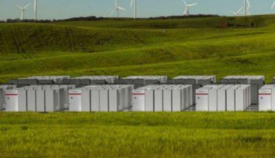 کالیفرنیا بزرگترین باتری دنیا را میسازد