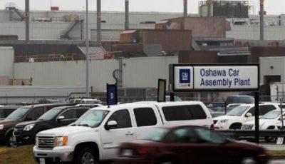 تعطیلی کارخانه یک خودروساز آمریکایی در کانادا