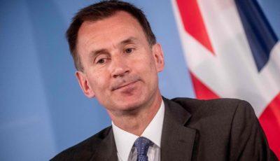 وزیر امور خارجه بریتانیا چرا به ایران آمده است؟