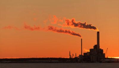 غلظت گازهای گلخانهای به بالاترین حد خود رسیده است