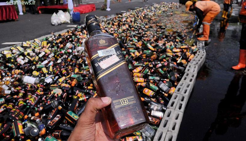 مواد مخدر مشروب اقتصاد