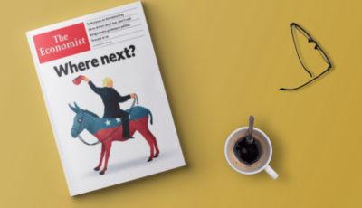 پیشبینی اکونومیست از آینده آمریکا پس از انتخابات