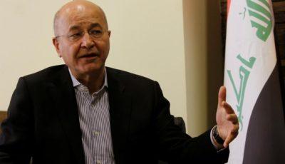 رئیسجمهور عراق چرا به ایران آمد؟