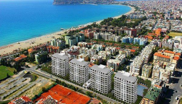 ایرانیها امسال ۳۶۵۲ دستگاه خانه از ترکیه خریداری کردند
