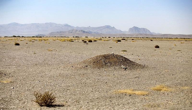 دومین دریاچه بزرگ کشور خشک شد / شوربختی بختگان