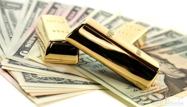 سقوط بهای طلا به پایینترین رقم خود در ۱۰ هفته گذشته