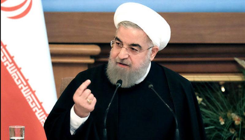 سخنان اقتصادی روحانی در جمع وزیر و مدیران وزارت راه و شهرسازی (ویدئو)